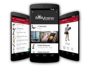 APP FINTNESS Body Trainer 247 1 ON 1 PERSONAL TRAINING & NUTRITION PLAN ONLINE